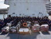 USCG Offloads 6 Tons Of Cocaine In Port Everglades
