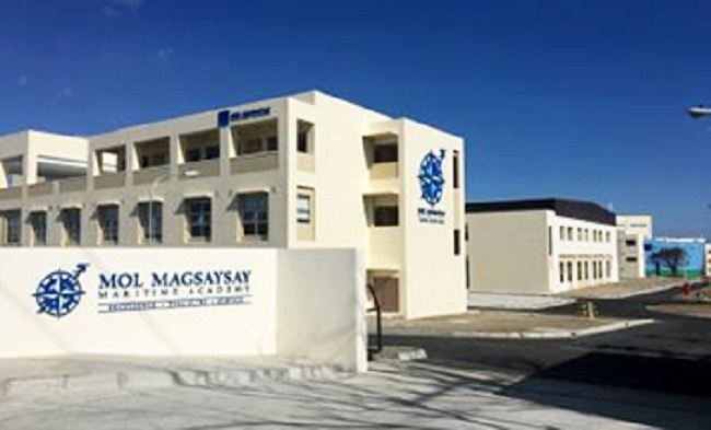 MOL New Maritime Academy in Philippines to Open in August