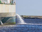 ballast tanks on ships