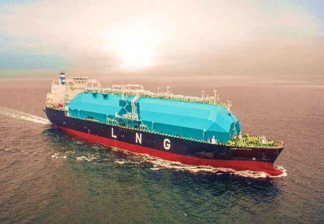 MISC%u2019s Fifth MOSS-Type LNG Carrier