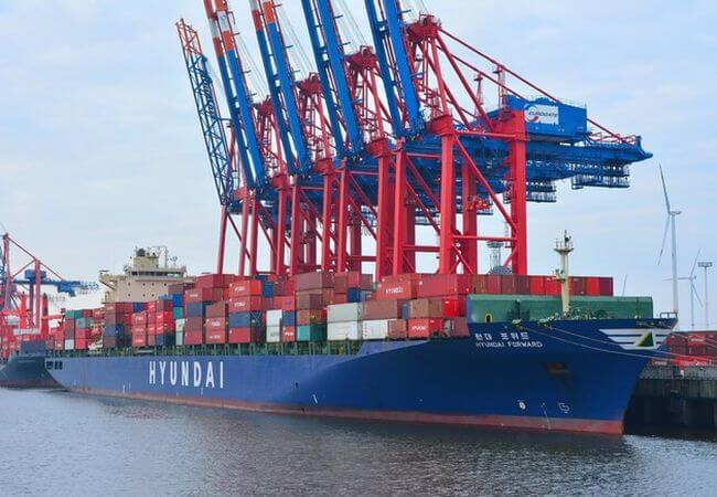 Hyundai S New Asia North Europe Container Service To Serve