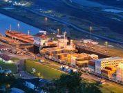 Panama Canal Representation_!