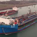 damen shiprepair two floating docks