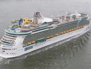 Royal Caribbean's Independence Of The Seas Arrives Following Her Multi-Million Pound Makeover