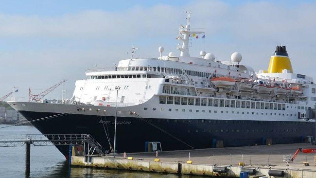 Meyer Werft Begins Construction Of Saga Cruises' Spirit Of