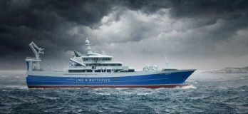 MAN To Equip World's First LNG-Powered Fishing Trawler