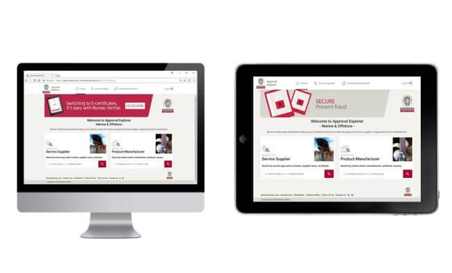 bureau veritas launches latest edition of integrated digital platform approval explorer. Black Bedroom Furniture Sets. Home Design Ideas