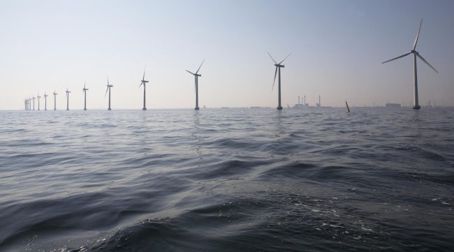 DNV GL offshore wind farm