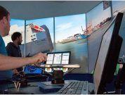 Watch: Piloting The World's Largest Short Sea RoRo Vessel Into Dublin Port