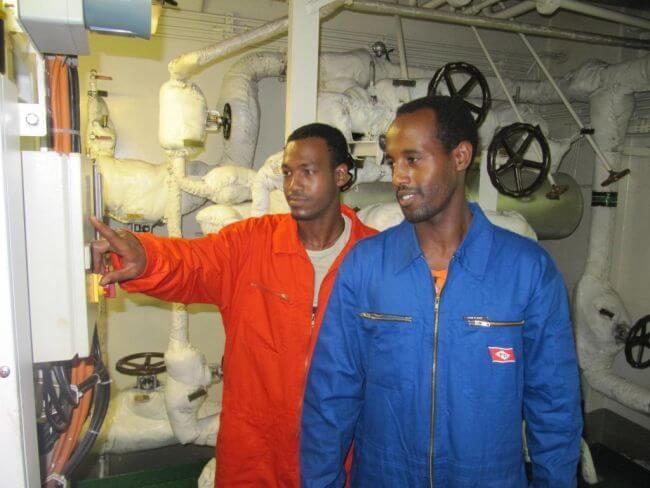 EMTI Cadets Onboard-a