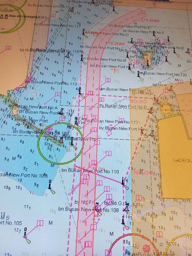Iala Buoyage System For Mariners Different Types Of Marks