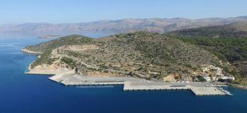 Watch: One Of The Biggest Natural Harbors In Aegean Sea At Mesta Chios Island