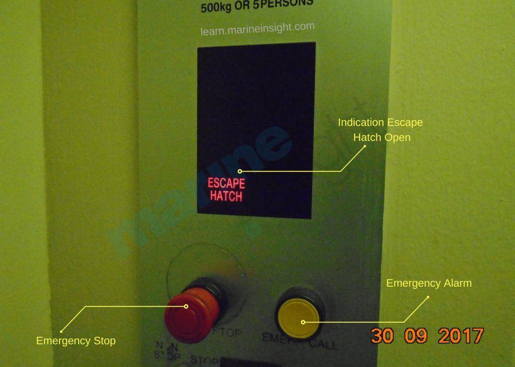 Elevator Emergency Stop