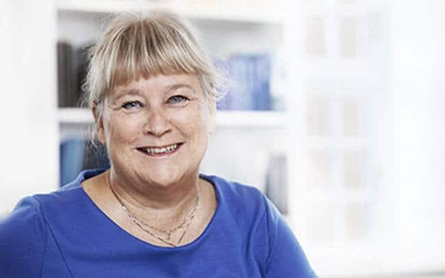 Birgit Sølling Olsen _ former DG DMA