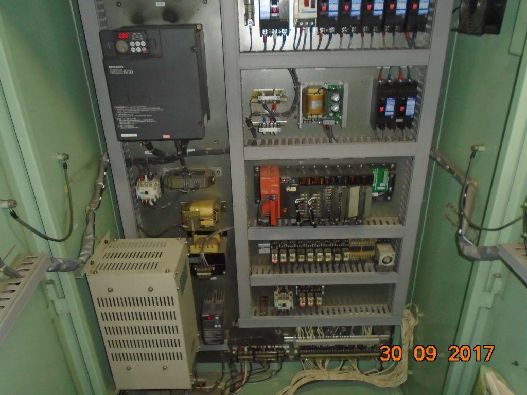 Control Circuit Elevator