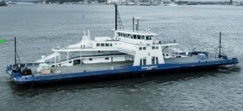 Davie Becomes The First North American Shipbuilder To Deliver LNG-Powered Ferry