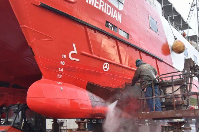 Fugro Mercator at Damen Shiprepair Harlingen (3)_lowres