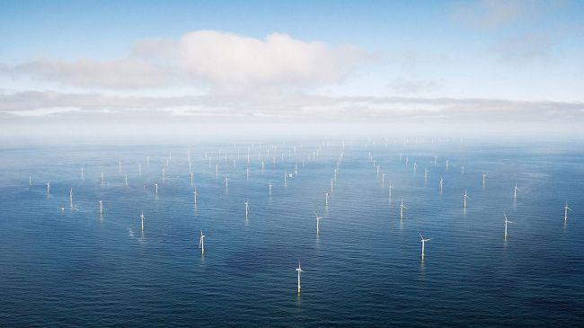 Hornsea Project Two wind farm