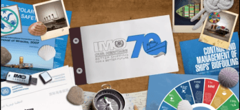 Watch: IMO Celebrates 70 Years Of Better Shipping For A Better Future