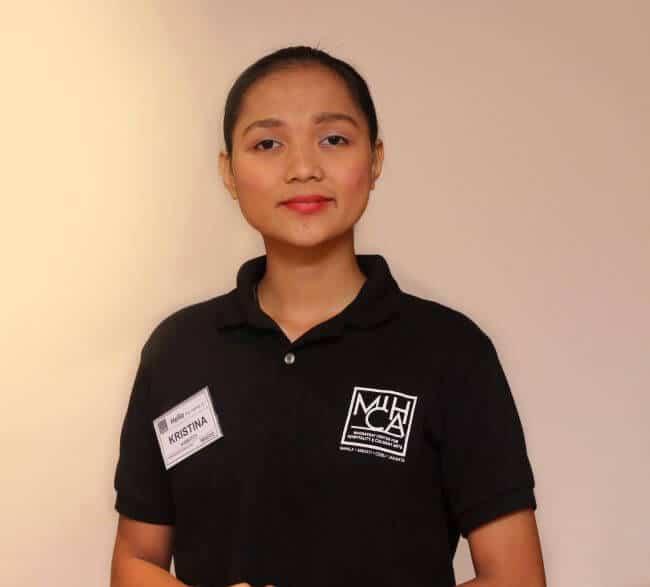 Kristina Kamatoy Sailors Society MICHA scholarship beneficiary 2018 (1)