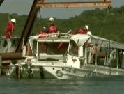 USCG Salvage Team Recovers Duck Boat Involved In Deadly Sinking With 17 Drowning