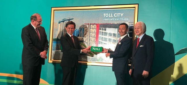 Toll-City-official-opening
