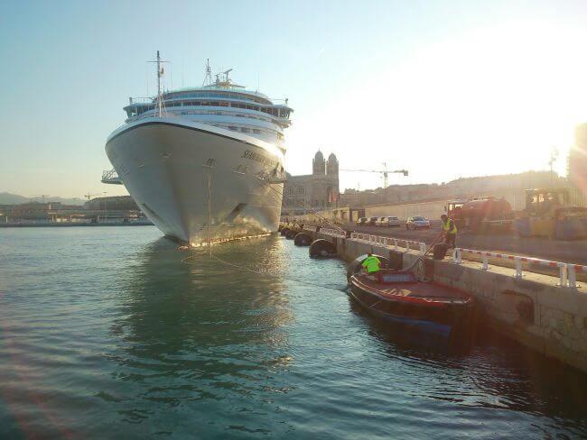 Trelleborg - Cruise