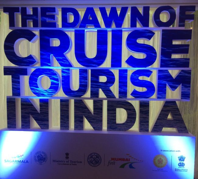 cruise tourism india