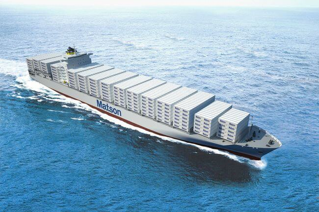 daniel k inouye matson_us largest container ship_2