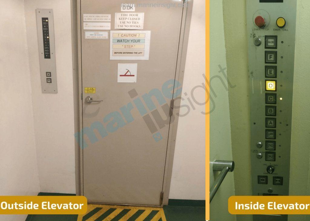Marine Elevator