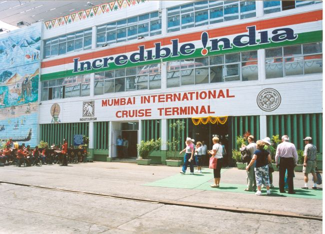 mumbai international cruise terminal