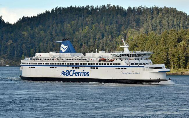 Vancouver Island Ferries News
