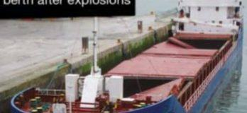 Real Life Incident: Unlisted Bulk Cargo Explodes, Chief Engineer Suffers Severe Burns