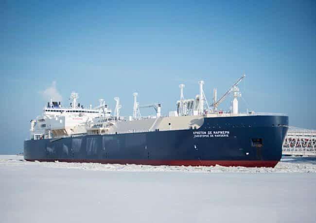 Christophe De Margerie_icebreaker LNGC