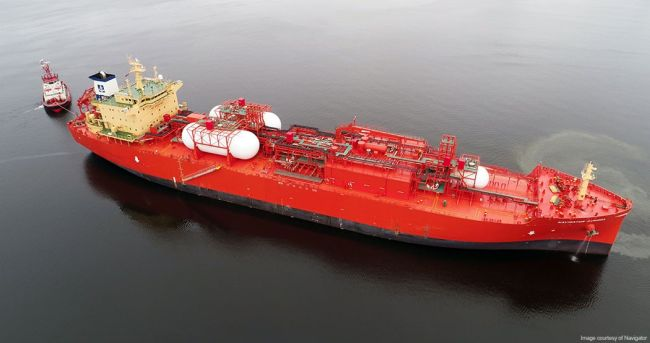 World First Ethane Fuel Conversion