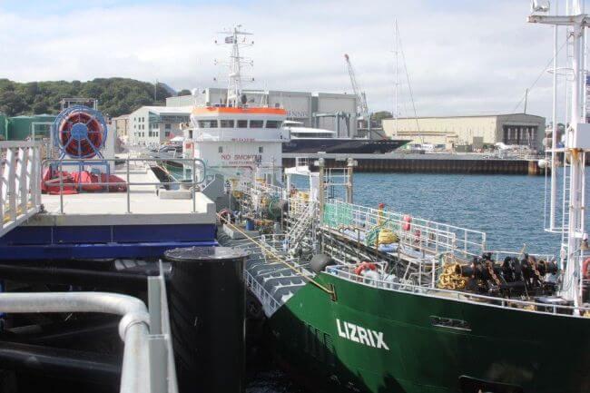World Fuel Services%u2019 new 2200cbm capacity cargo vessel