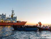 Aquarius With 141 Rescued Survivors Receives Permission to Enter the Port of Valletta