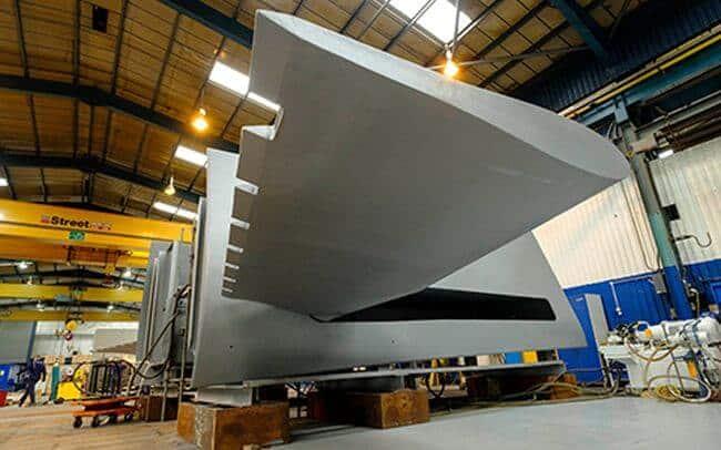 rolls royce stabilizer ice class vessels