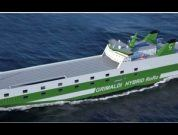Kongsberg Awarded Contracts For Nine Hybrid Ro-Ro Vessels