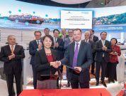 DNV GL And DSIC Sign JDP To Develop LNG Fuelled 23,000 TEU ULCV