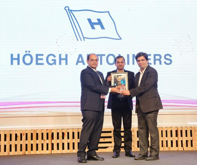 Höegh Autoliners Wins MALA's 'Shipping Line Of The Year