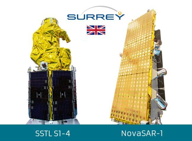 NovaSAR-S1-Launch