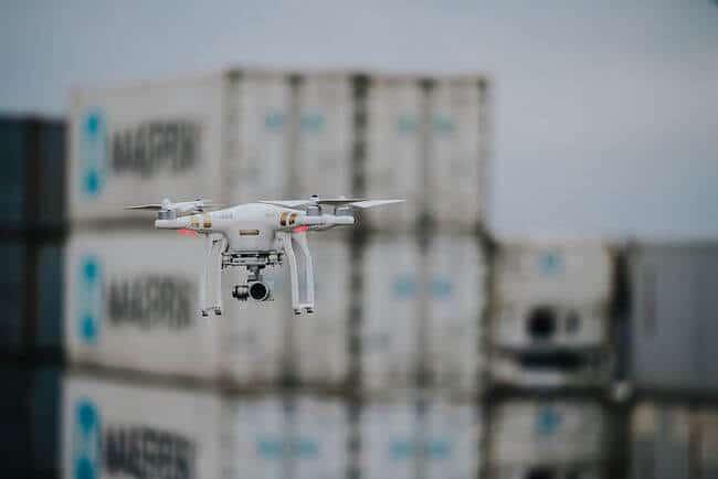 chile-drone