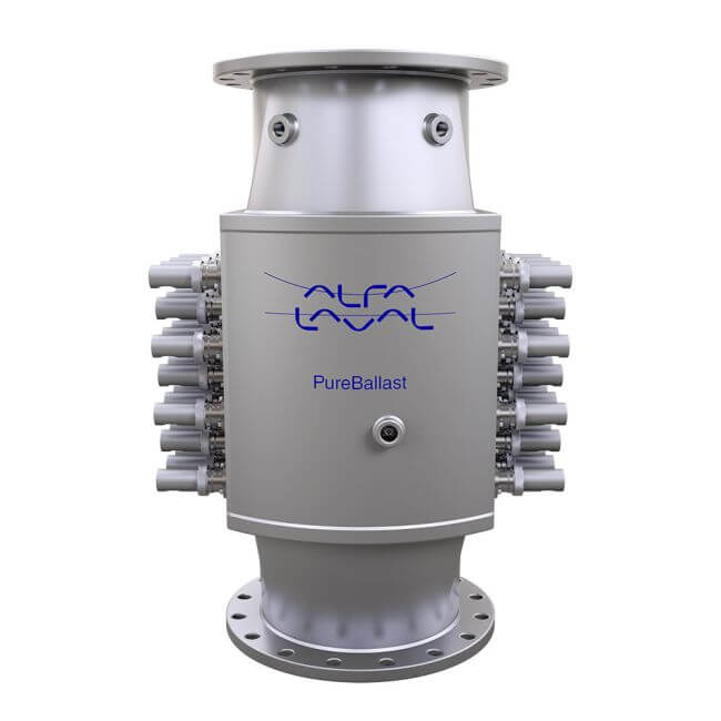 pure ballast large reactor