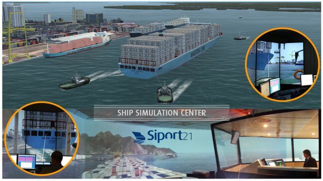 siport simulation training center