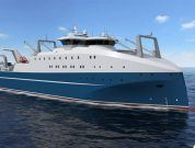 Wartsila Ship Design Enables Unique Capabilities For New Factory Fishing Trawler