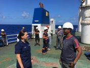 USCG Rescues 10 From Disabled Cargo Ship In The Middle Of Atlantic