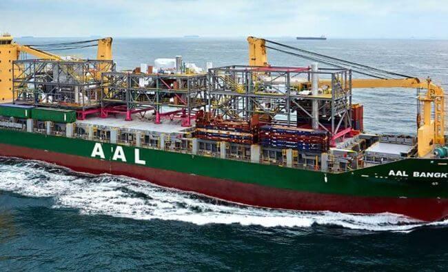 AAL_Bangkok Shipping Representation