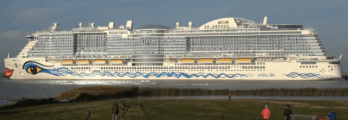 Aida Cruise ship