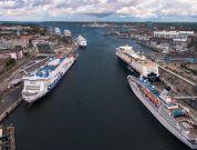 Cruise season_Seehafen Kiel Foto We are Vision